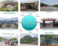 Sở hữu ngay cho mình và gia đình ô đất siêu đẹp tại dự án Km8- Quang Hanh- Cẩm P