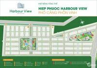 Đẩt nền sổ đỏ Hiệp Phước Harbour View giá gốc CĐT 1.3tỷ/nền | 0909609193