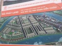 Dự án đất nền TNR stars Diễn Châu