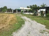 Đất thổ cư gần chợ và trường cấp 2 Đức Hòa Thượng, phù hợp xây nhà trọ hoặc ở