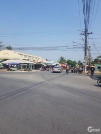 Đất mặt tiền nhựa ngay chợ Phước Thạnh thuận tiện kinh doanh buôn bán