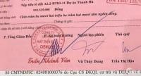Cần bán Biệt Thự mặt kênh đường 25m view cây xanh KĐT Thanh Hà – Mường Thanh