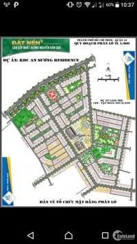 Bán 2 lô đất trong khu dân cư  An Sương quận 12, shr, diện tích 90m2