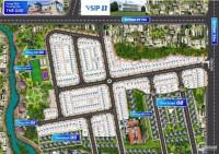 Bán đất giá rẻ ngay mặt tiền đường ĐT742 đối diện khu visip2