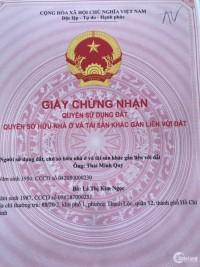 Ra Gấp Lô Đất 2 mặt tiền Kế Bên KCN Giang Điền và VivaPark,1tỷ