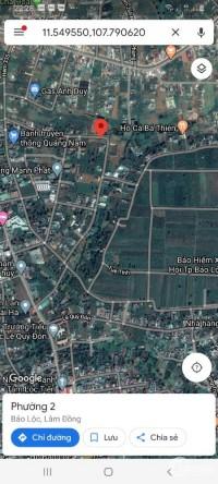 Chính chủ cần bán 4 sào đất gần trung tâm hành chính Tp Bảo Lộc, Lâm Đồng