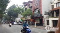 Cho thuê nhà làm nhà hàng mặt phố Lò Đúc: 80m2, mặt tiền 5m.
