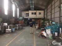 Cho thuê kho xưởng DT 850m2 Ngọc Hồi Thanh Trì Hà Nội.