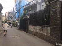 Nhà HXH 287 Chu Văn An,P.12, BT. DT: 9,1m x 10m trệt 2 lầu 1ST, 4P, 4WC,2ST 22t