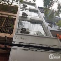 Cho thuê nguyên căn Mặt tiền Cống Quỳnh, Quận 1, DT: 4.5x20m, 5 lầu thang máy