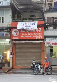 cho thuê nhà mặt phố 42 Lê Trọng Tấn, Thanh Xuân, Hà Nội