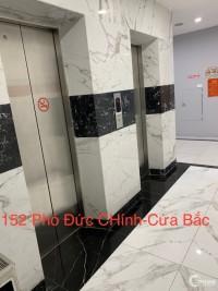 Cho thuê VP Ba Đình, 152 Phó Đức Chính - Cửa Bắc, TN 12T, tầng 10 DT 125m2/27 tr