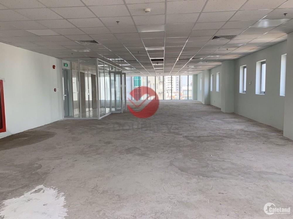 Văn phòng cho thuê quận Phú Nhuận, văn phòng mới giá rẻ 125m2 - 218m2