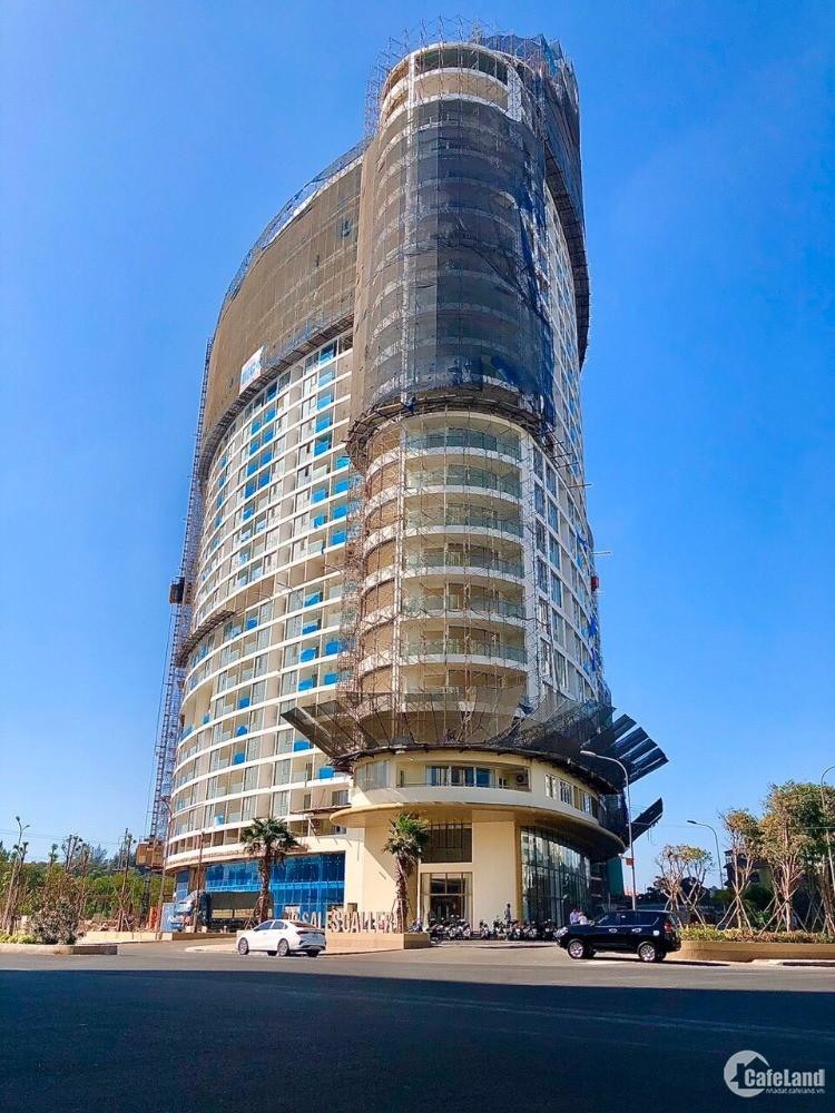 Bán căn hộ 74m2 Gateway Vũng Tàu view ôm trọn TP Vũng Tàu, xinh đẹp tầng cao giá