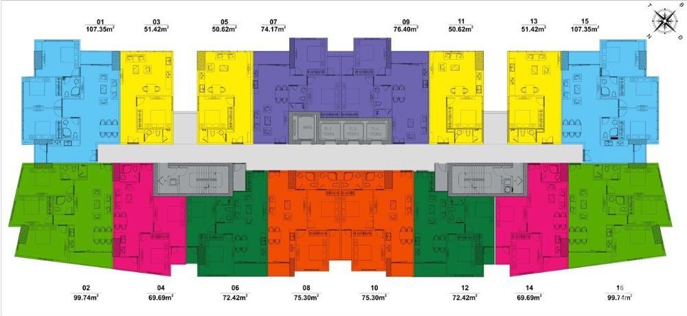 Giỏ hàng CC Dic Phoenix 1PN - 2PN - 3PN, giá tốt nội thất đẹp tư vấn nhiệt tình