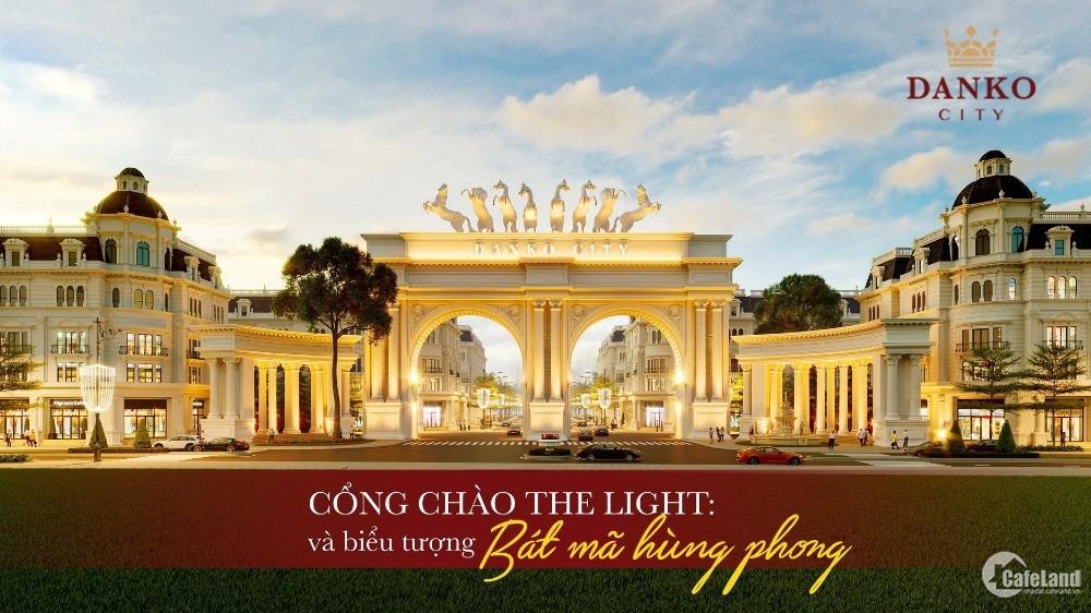 Bảng Gía Đầu Tư DANKO CITY – MỘT SIÊU PHẨM BĐS CAO CẤP ĐẾN TỪ DANKO GROUP