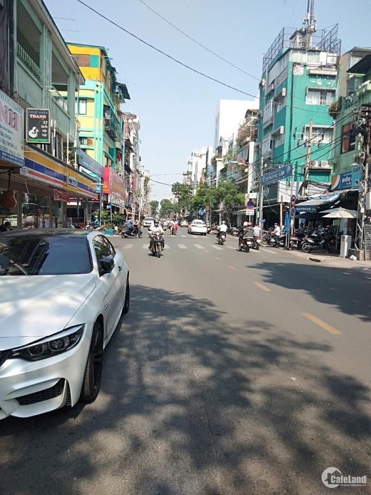 Bán nhà MT đường Nguyễn Đình Chiểu,Q3 DT 5.2x20m trệt 3 lầu giá 30 tỷ TL