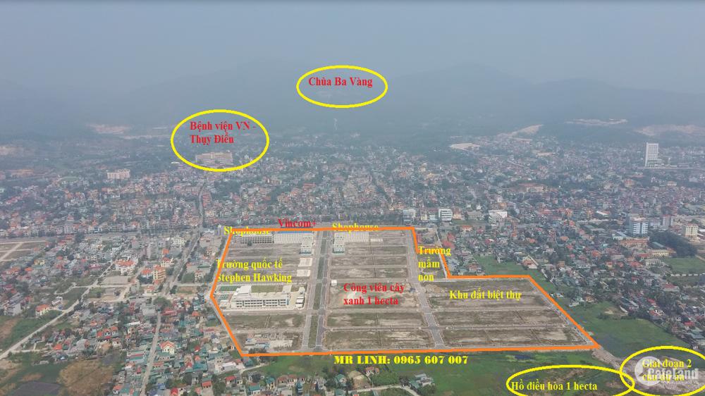 Tin sốt: Dự án Vincom Uông Bí chuẩn bị xây thêm trường mầm non quốc tế