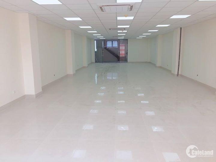 Cho thuê văn phòng Q.Thanh Xuân siêu đẹp, giá rẻ, vierw thoáng mát, dt 125m2