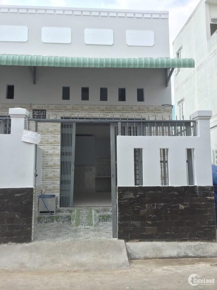 Nhà nguyên căn 32m2 Lê Đình Cẩn, Bình Tân