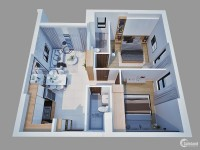 Cần bán căn hộ Bcons Garden , Gía chỉ 1ty3 bao gồm VAT 2PN 2WC 57m2 trả trước ch