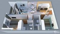 Cơ hội đầu tư căn hộ Bcons Green View - căn 2 phòng ngủ giá gốc - Chủ Đầu Tư