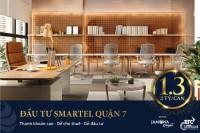 Smartel ngay TT Q7 của TTC Lands giá tốt nhất mùa dịch chỉ 1,3 tỷ, TT 18 tháng