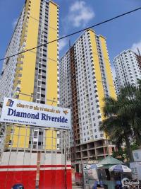 Bán CH dự án Diamond Riverside giá 1,950 (bao phí) rẻ nhất thị trường. LH ngay