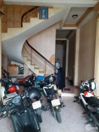 Nhà Hẻm 2,5m Thông,DT 59,4m2, 2 lầu, sân Thượng