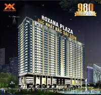 Sang nhượng giá gốc căn hộ Roxana Plaza liền kề Thủ Đức