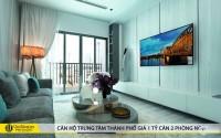 Sắp mở bán - Căn hộ Tecco Home chỉ 1 tỷ căn 2PN tại trung tâm Tp Thuận An