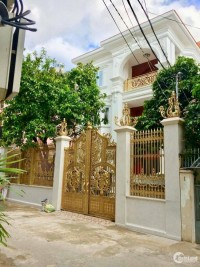Bán biệt thự sân vườn 1tr2l p7, Tân Bình,tp HCM