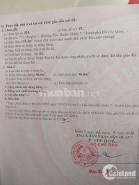 Bán đất hẻm 1225 Huỳnh Tấn Phát, Phú Thuận, Q7 giá 5,8ty Lh 0902684219