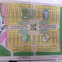 Bán đất thổ cư KDC - Sài Gòn Village 5x16, sổ riêng, giá 1ty330/ nền