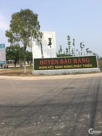 Đất nền khu đô thị gần Kcn Bàu Bàng - Bình Dương