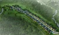 Bán lô đất xây dựng biệt thự view đẹp khu quy đồi An Sơn, P.4, Đà Lạt