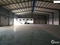 Cho thuê kho xưởng DT 4000m2, 8000m2 KCN Phố Nối B, Yên Mỹ, Hưng Yên.