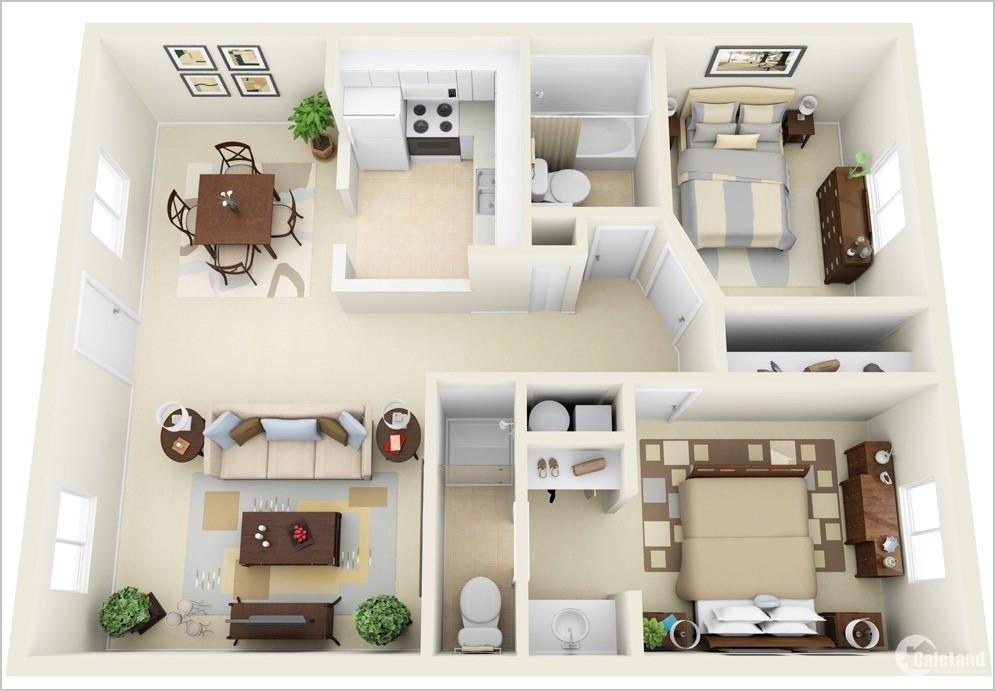 bán gấp căn hộ chung cư 2 ngủ 2 vệ sinh nội thất giá rẻ gia lâm, hà nội, sổ đỏ