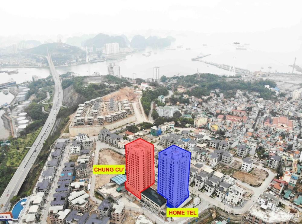 Ra mắt căn hộ tại trung tâm Bãi Cháy, view 2 mặt Vinh – gần chợ Vườn Đào
