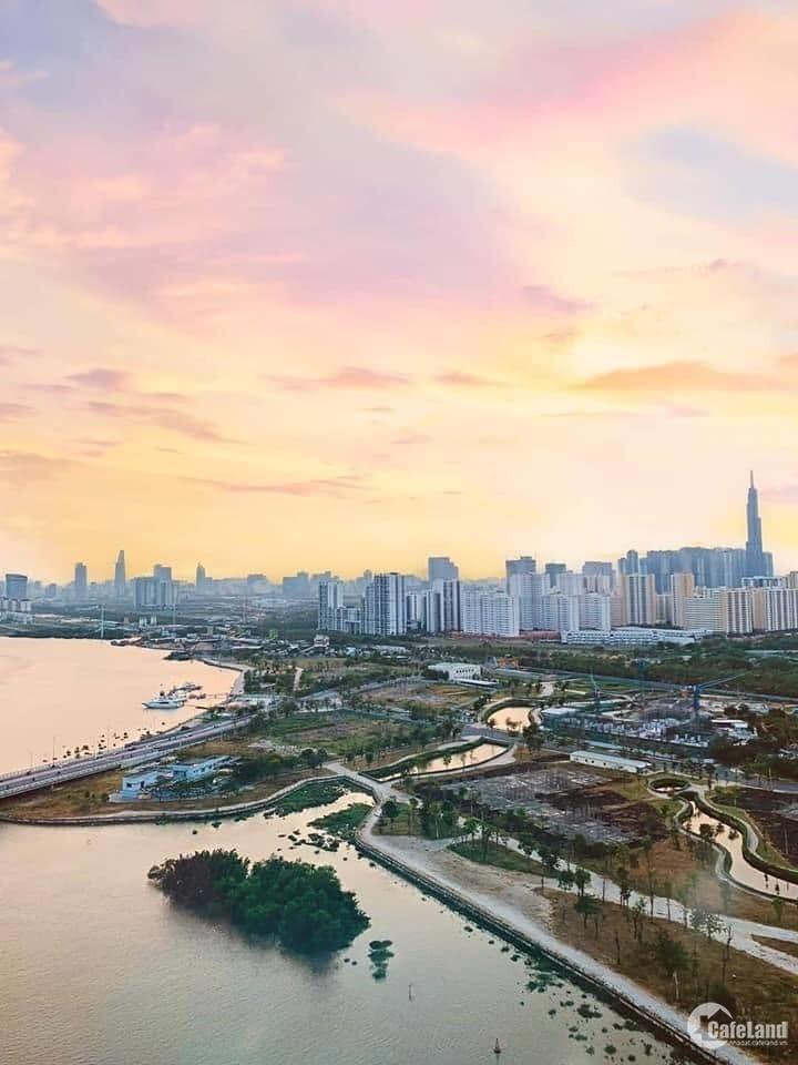 Bán căn 2PN view Q1 và sông Sài Gòn liên hệ 0362347977