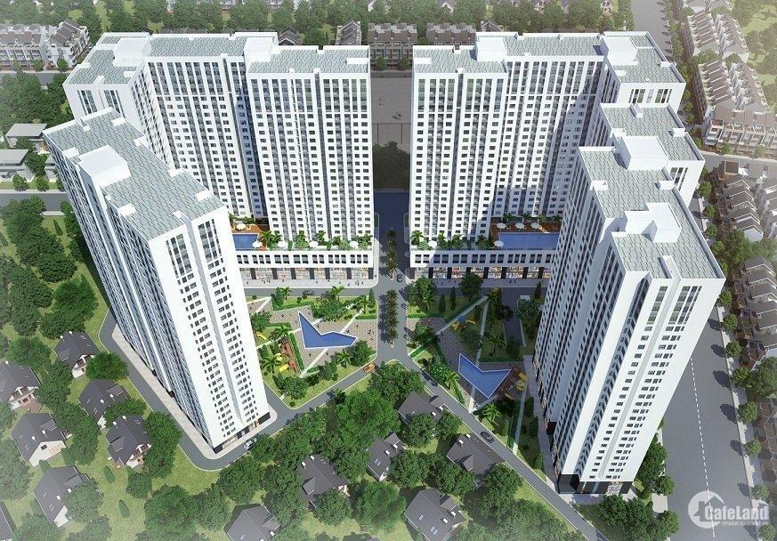 Căn hộ AIO City Tên Lửa, 2PN cạnh Aeon Mall Bình Tân, giá gốc chủ đầu tư