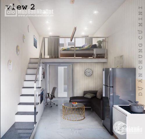 Chuyển nhượng căn hộ Hóc Môn, DT 40m2, giá 320 tr sở hữu vĩnh viễn