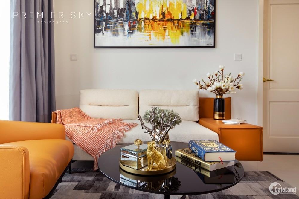 Cần bán căn hộ ngoại giao sổ hồng lâu dài Premier Sky view biển Mỹ Khê