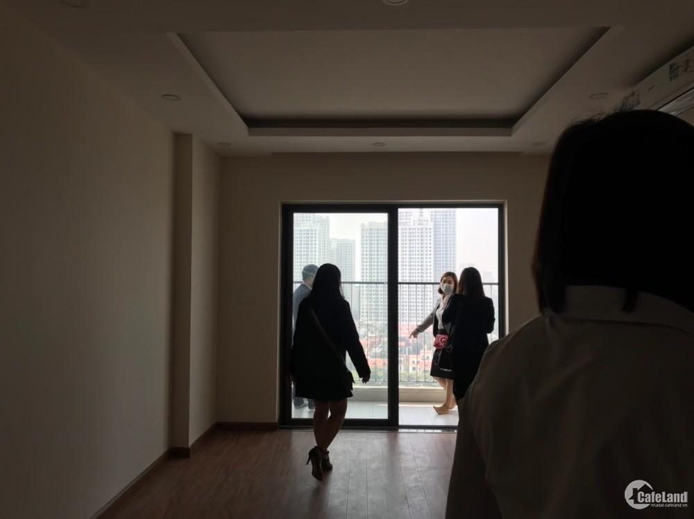 Bán căn hộ 2,3 PN dự án Bộ công an 43 Phạm Văn Đồng giá chỉ từ 2,2 tỷ