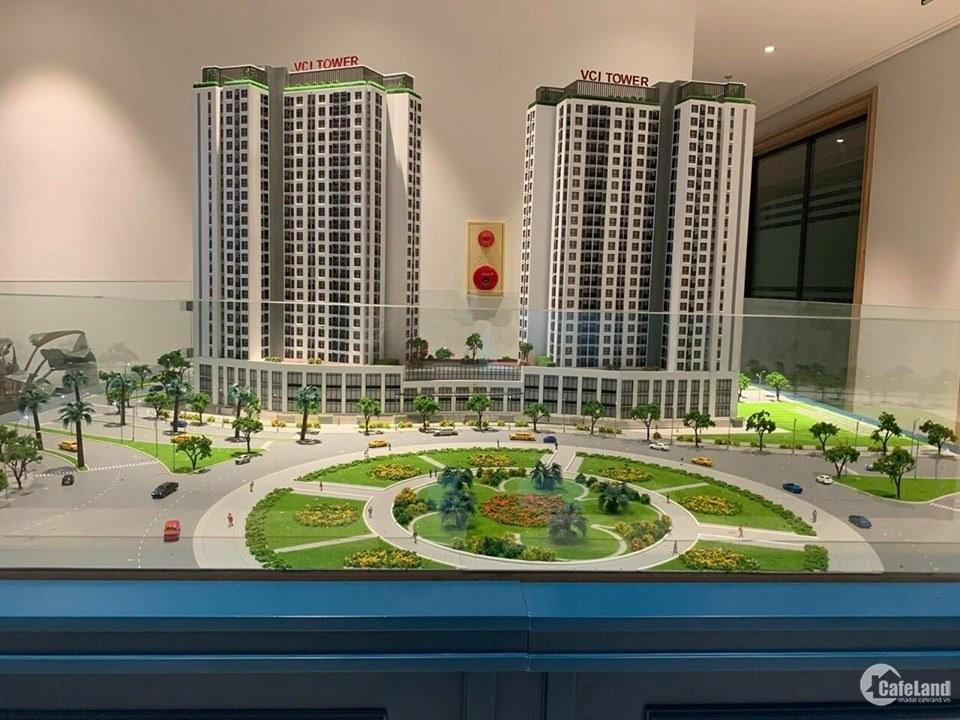 Cần bán căn hộ 1 ngủ 48m2 thích hợp kinh doanh cho thuê tại VCI Tower.