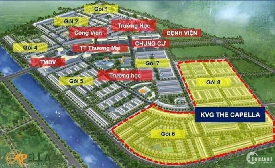 Bán nhanh căn KVG The Capella Garden Nha Trang Gía rẻ hơn thị trường