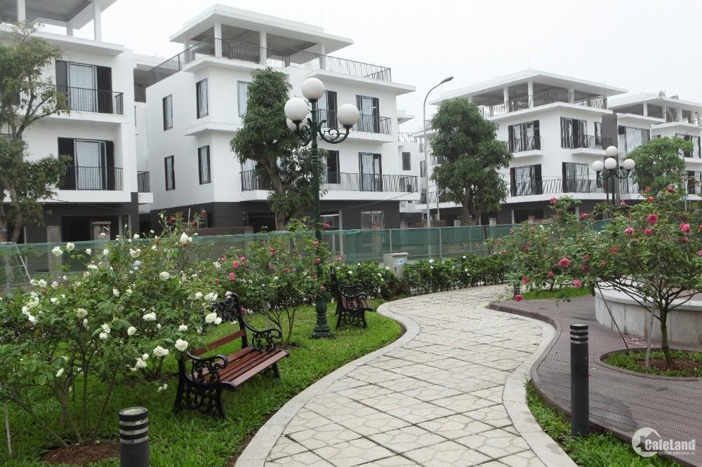 Biệt thự đường Kim Giang- Sát công viên Chu Văn An 100ha