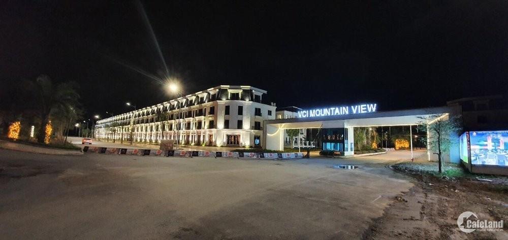 Bán lại suất ngoại giao biệt thự nhà vườn dự án vci moutain view.