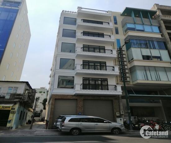 Bán Building Hoàng Hoa Thám, Q. Bình Thạnh, DT: 10x32m