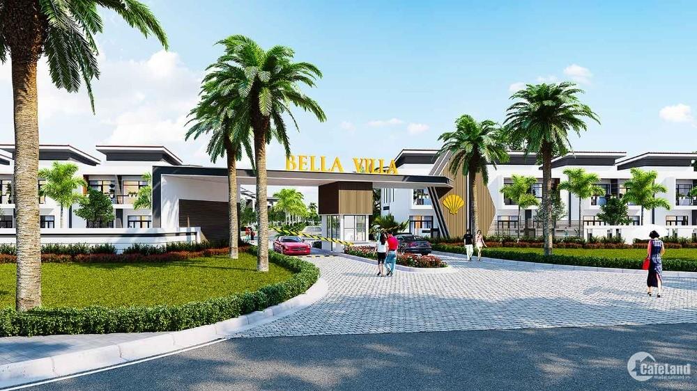Nhà phố, biệt thự KDT mặt tiền Tỉnh Lộ 10 - Trần Văn Giàu, trả góp chỉ từ 1 tỷ,.